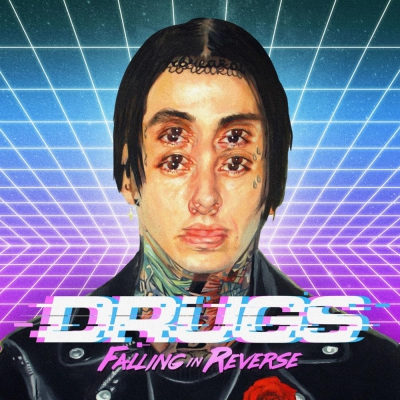 Falling In Reverse - Drugs (feat. Corey Taylor) [Single] (2019)