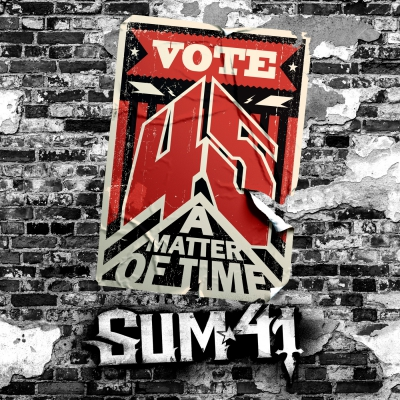 Sum 41 - 45 (A Matter Of Time) [Single] (2019)