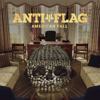 Anti Flag - When The Wall Falls (Single) (2017)