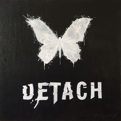 Detach - Supernova [Single] (2018)