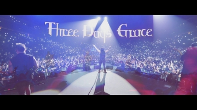 Three Days Grace - Right Left Wrong (Official Video)
