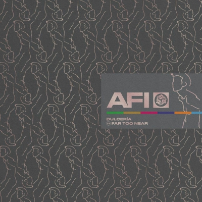 AFI - Dulcería / Far Too Near (Single) (2021)
