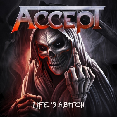 ⁠Accept - Life's A Bitch [Single] (2019)