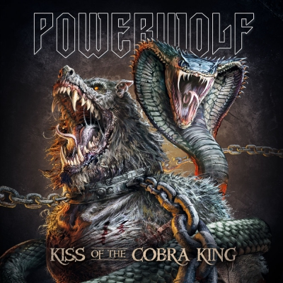Powerwolf - Kiss of the Cobra King (New Version) (SIngle) (2019)