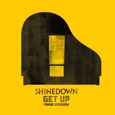 Shinedown - Get Up [Piano Version] (2019)