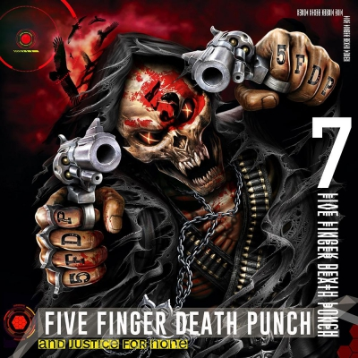 Новый альбом Five Finger Death Punch в 2018 году