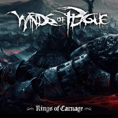 Winds Of Plague - Kings Of Carnage (Single) (2017)