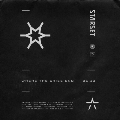 Starset - WHERE THE SKIES END [Single] (2019)