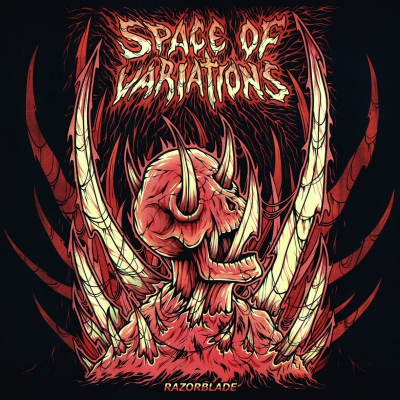 Space Of Variations - RAZORBLADE [Single+Clipe] (2019)