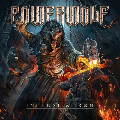 Powerwolf - Incense & Iron (Single) (2018)