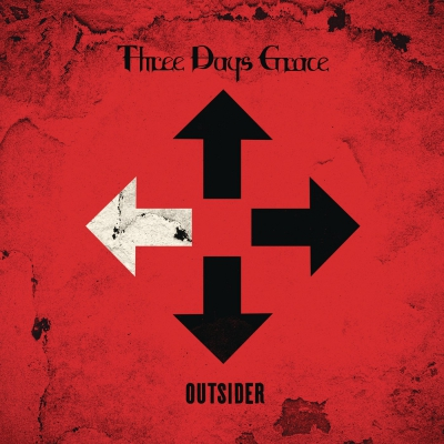 Three Days Grace - I Am An Outsider [Single] (2018)