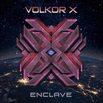 Volkor X - Enclave (Single) (2017)