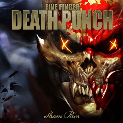 Five Finger Death Punch - Sham Pain [Sinlge] (2018)