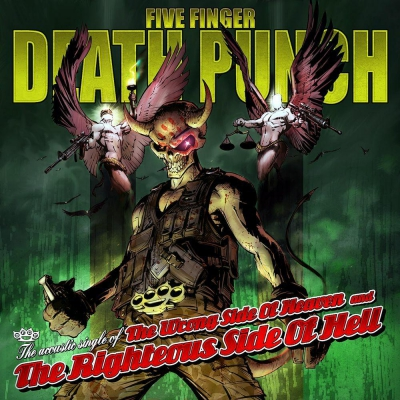 Five Finger Death Punch - Wrong Side Of Heaven (Acoustic) (Single) (2020)