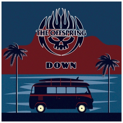 The Offspring - Down (311 Cover) [New Track] (2018)