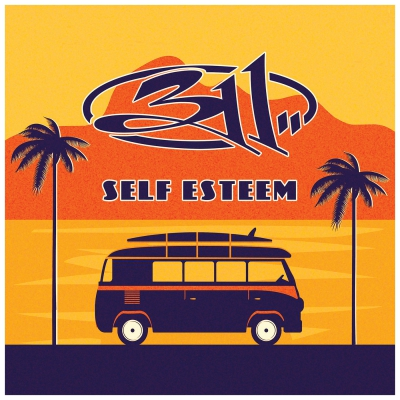311 - Self Esteem (The Offspring cover) [Single] (2018)