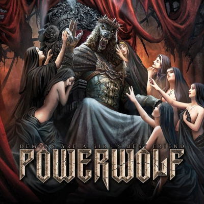 Powerwolf - Demons Are a Girl's Best Friend [Single] (2018)