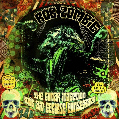 Rob Zombie - The Triumph Of King Freak: A Crypt Of Preservation And Superstition [Single] (2020)