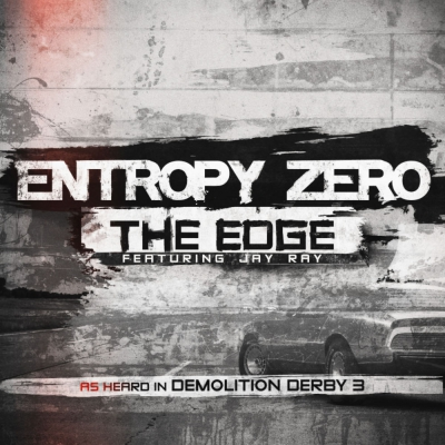 Entropy Zero - The Edge (feat. Jay Ray) [Single] (2018)