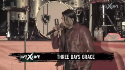 Three Days Grace - Live at Rock On The Range (2018)
