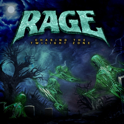Rage - Chasing the Twilight Zone [Single] (2019)