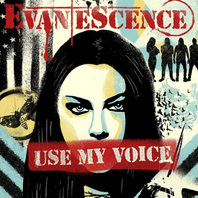 Evanescence - Use My Voice [Single] (2020)