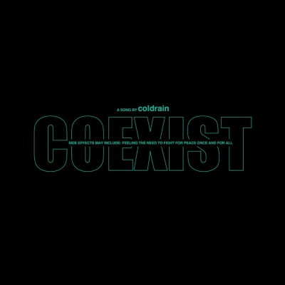 Coldrain - COEXIST [Single] (2019)