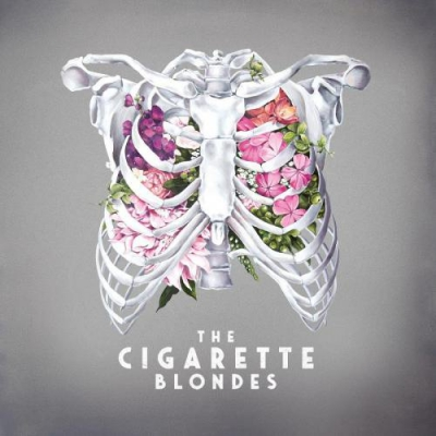 The Cigarette Blondes - The Cigarette Blondes [EP] (2017)