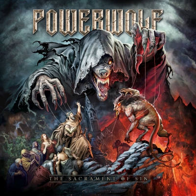 Powerwolf - The Sacrament Of Sin [Deluxe Edition] (2018)