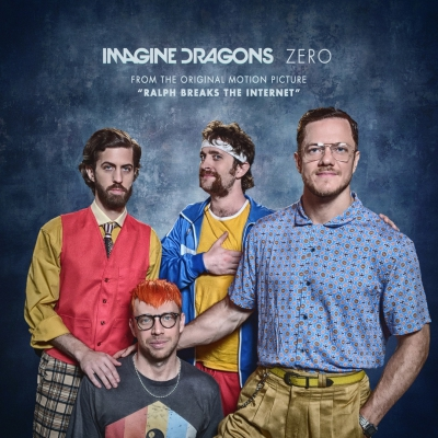 Imagine Dragons - Zero [Single] (2018)
