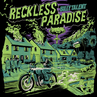Billy Talent - Reckless Paradise [Single] (2020)