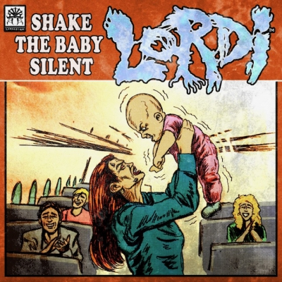 LORDI - Shake The Baby Silent (Single) (2019)