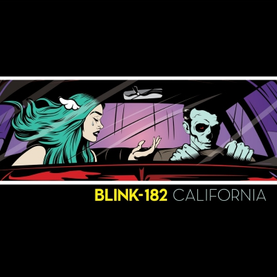 Blink-182 - California 2.0 (2017)