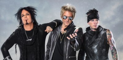 Sixx:A.M. - We Will Not Go Quietly (Official Video) (2016)