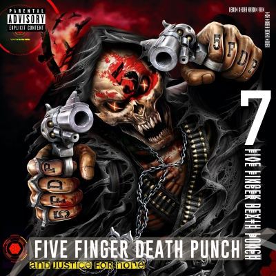 Five Finger Death Punch - And Justice For None (Deluxe Edition) (2018)