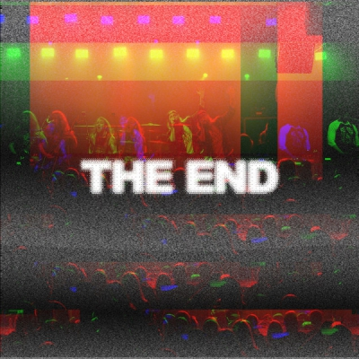 Blacktop Mojo - The End [Single] (2020)