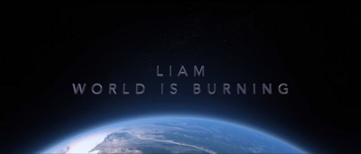 Liam Espinosa - World Is Burning (Music video)