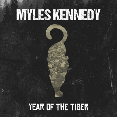 Myles Kennedy - Year of the Tiger [Single] (2017)