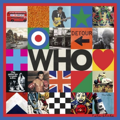 The Who - WHO [Deluxe] (2019)