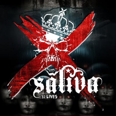 Saliva - Some Shit About Love / Some Thing About Love (Single) (2018)