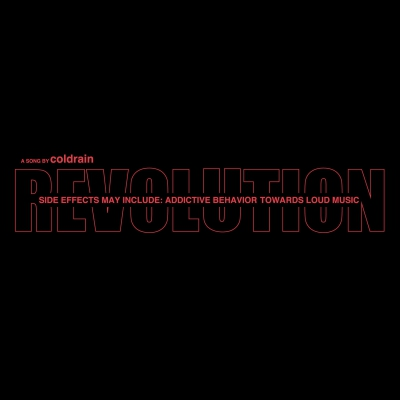 coldrain - REVOLUTION [Single] (2018)