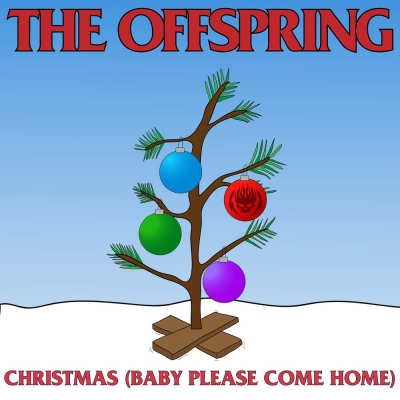 The Offspring - Christmas (Baby Please Come Home) [Single] (2020)