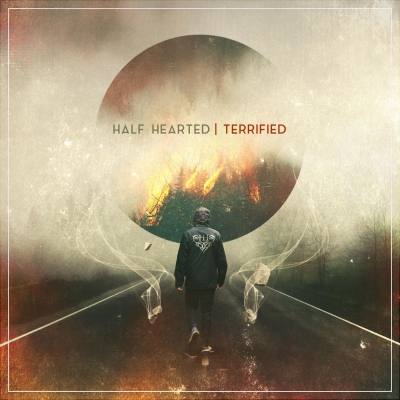 Half Hearted - Terrified [EP] (2016)