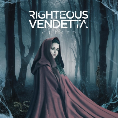 Righteous Vendetta - Cursed (2017)