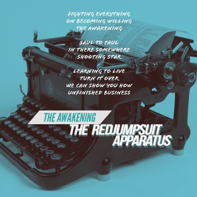 The Red Jumpsuit Apparatus - The Awakening (2018)