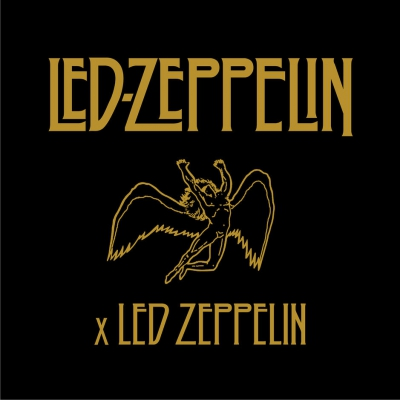 Led Zeppelin - Led Zeppelin x Led Zeppelin (2018)