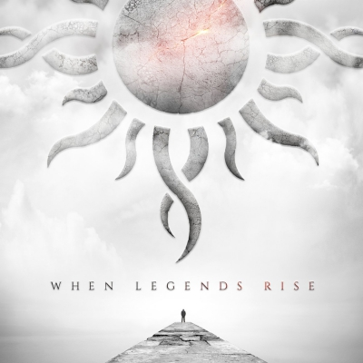 Godsmack - When Legends Rise (2018) [256 kbps]