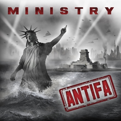 Ministry - Antifa [Single] (2017)