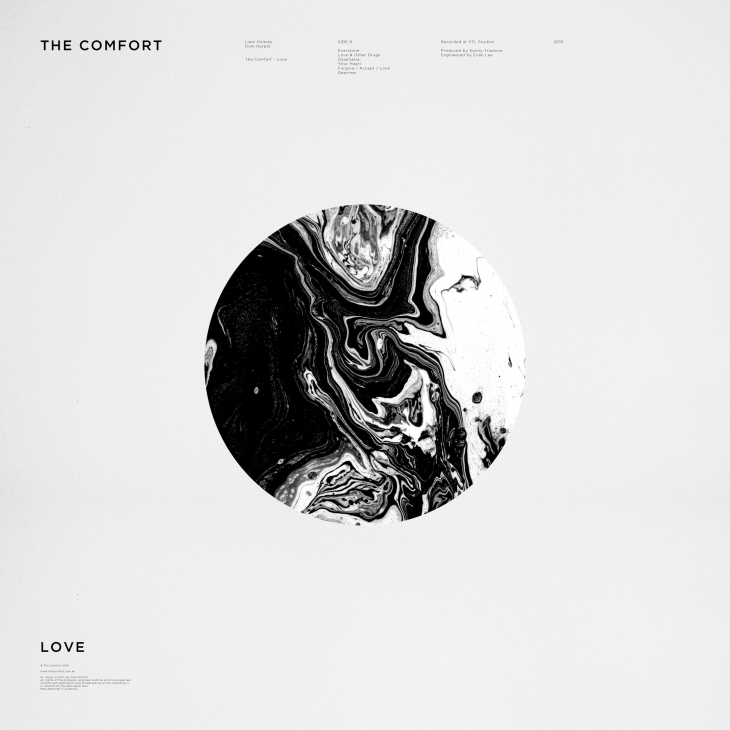 The Comfort - Love [EP] (2016)