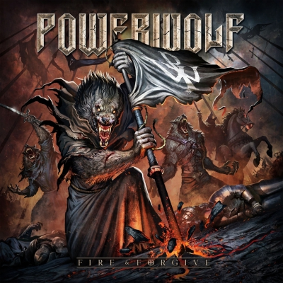 Powerwolf - Fire & Forgive [Single] (2018)